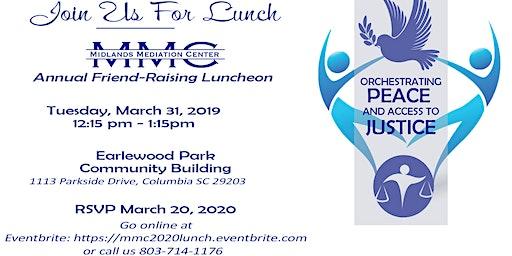 2020 Friend-Raising Luncheon