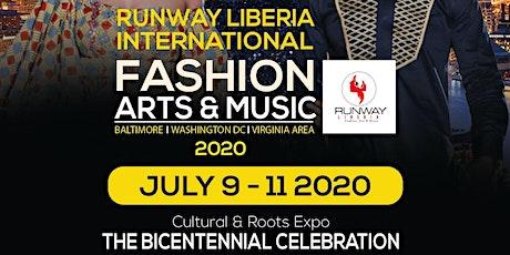 Runway Liberia International 2020 - 6th Edition tickets