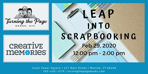 LEAP into Scrapbooking with Creative Memories!