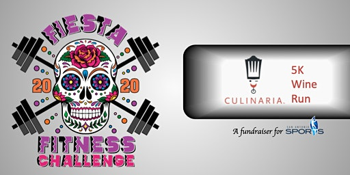 Fiesta Fitness Fundraiser - Culinaria 5K Wine Run