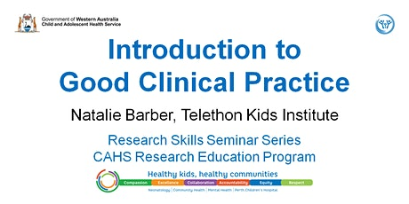 Research Skills Seminar: Introduction to Good Clinical Practice - 6 March tickets