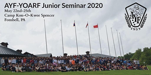 AYF Junior Seminar 2020 (Senior Application)