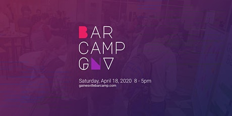 BarCamp  GNV 2020 - presented by startupGNV tickets