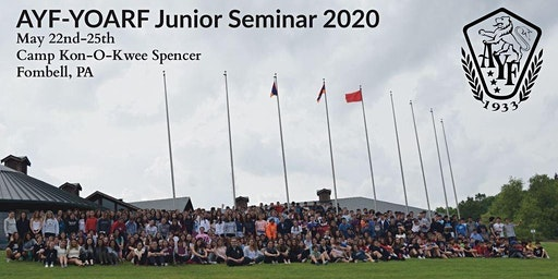 AYF Junior Seminar 2020 (LIT Application)