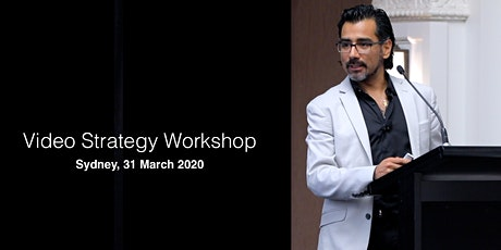 Video Strategy Workshop tickets