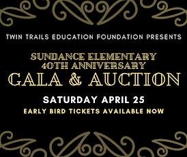 Sundance Elementary 40th  Anniversary Gala & Auction tickets