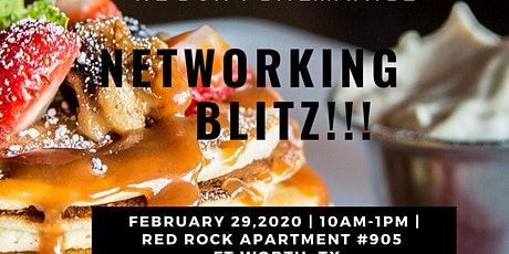 Networking Blitz tickets