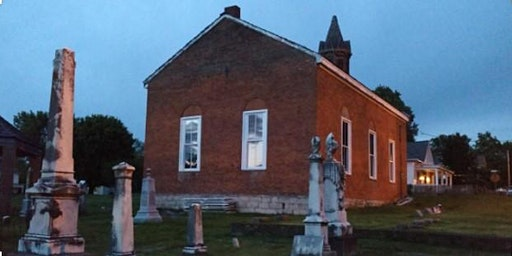 Limited Overnight Ghost Adventure in Potosi, MO - April 17, 2020 (Friday)