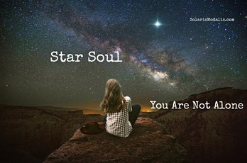 Star Soul - You Are Not Alone - Introductory Seminar by SolarisModalis.com tickets