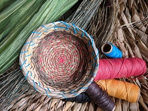 Stitched Basket Workshop tickets