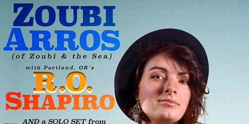 Zoubi Arros // R.O. Shapiro [San Diego, CA] // Bousada (SOLO)
