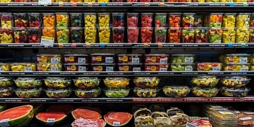 Rethinking plastics in the food system