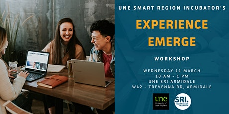 Experience EMERGE Workshop – Armidale tickets