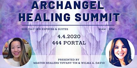 The Archangel Healing Summit tickets