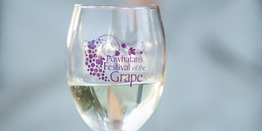 Powhatan's Festival of the Grape 2020