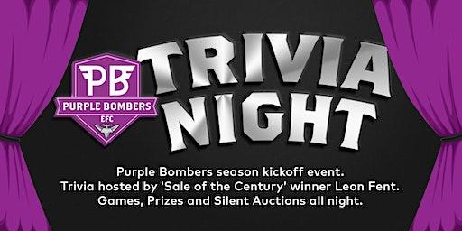 Purple Bombers  2020 Trivia Challenge