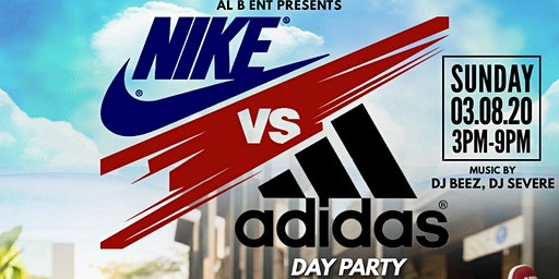 Al B Ent Presents Nike vs Adidas Day Party