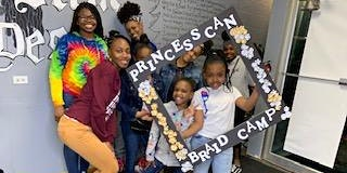 The Princess Can Braid Camp