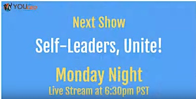 Stream on CEO TV: Self-Leaders Unite