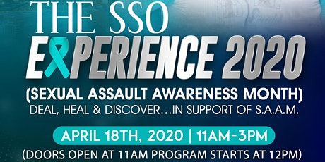 The SSO Experience 2020 tickets