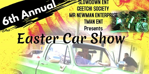 6th Annual Easter Car Show