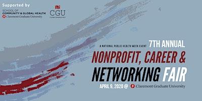 7th Annual Nonprofit, Career & Networking Fair @ CGU