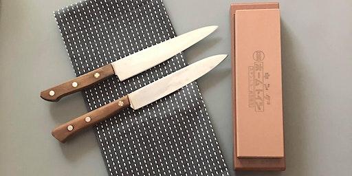 Knife Sharpening 101