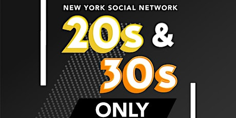 20s & 30s Peer Party Happy Hour tickets