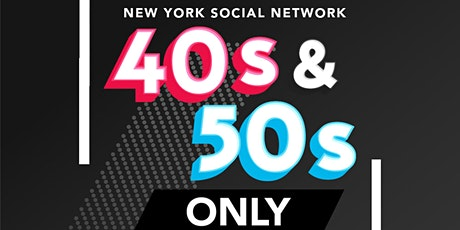 40s & 50s Peer Party Happy Hour tickets