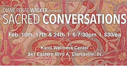 Sacred Conversations: 3 Part Series on Loved tickets