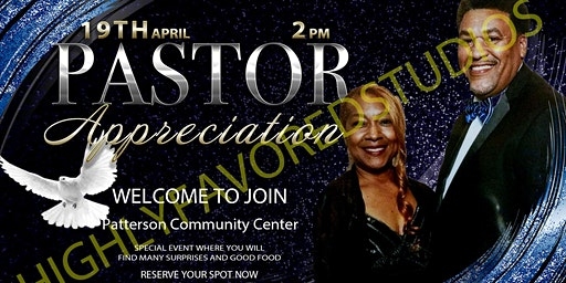 Pastor Dedrick & Jennifer Messenger Appreciation