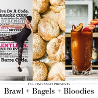Brawl. Bagels. Bloodies.