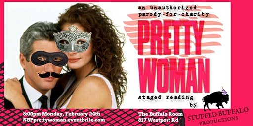 PRETTY WOMAN: An Unauthorized-Parody-for-Charity