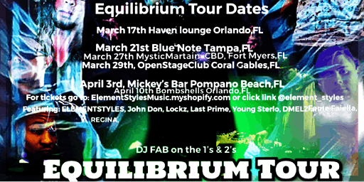 Equilibrium Tour ElementStyles