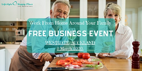 FREE Auckland Business Event tickets