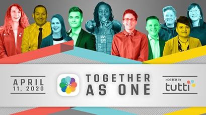 Together as One 2020 tickets