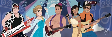 The Little Mermen - The Ultimate Disney Party tickets
