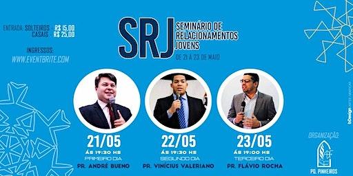 SRJ - Seminário de Relacionamentos jovem - 1° Edição