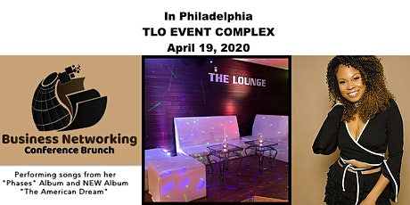 """2020""""Make The Connections"""" Business Brunch w/Singer Performance by ShanaLee tickets"""
