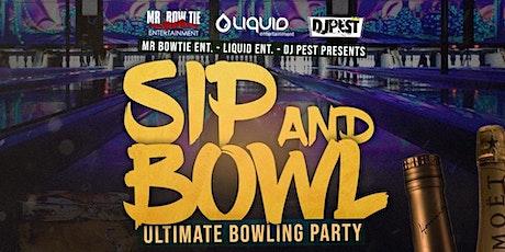 Sip And Bowl AZ tickets