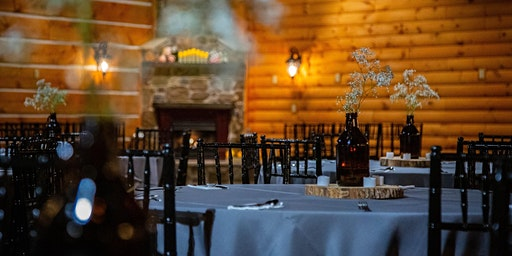 AEREA... Rustic-Elegance - open house - check out our newest venue!