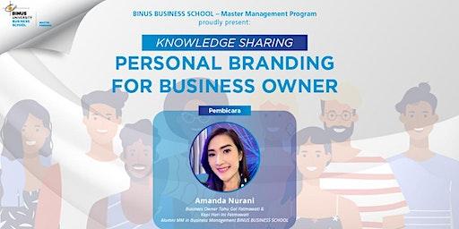 Seminar Personal Branding dari Amanda Nurani - FAVE Hotel Medan