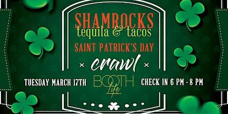 Saint Patrick's Day Taco Tuesday Bar Crawl tickets