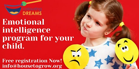 Colouring Dreams - Emotional Intelligence program for children tickets
