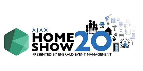The Ajax Home Show tickets