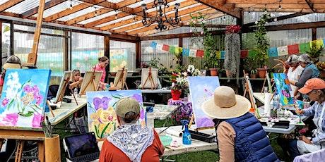 Learn to Paint Flowers with Ellen Joseph tickets