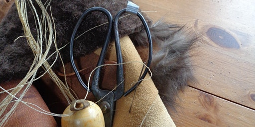 Learn the Art of Hand-Sewn Leather: Deerskin Mittens