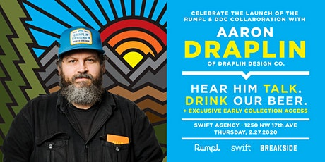 Rumpl & Swift Agency Present: Aaron Draplin tickets