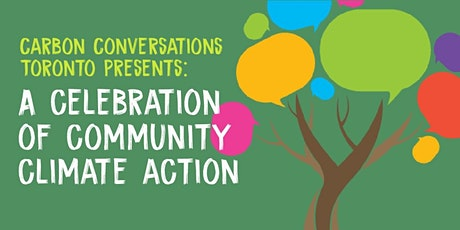 CCTO presents: A celebration of community climate action tickets