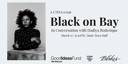 Black On Bay Street: In Conversation with Hadiya  Roderique
